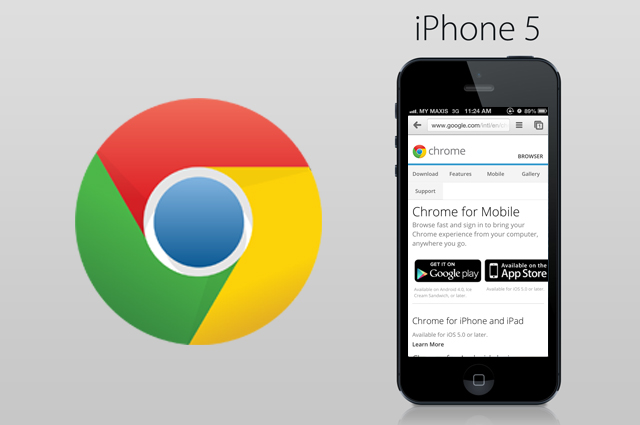 How To Set Google Chrome As The Default Browser For iPhone, iPad and iPod