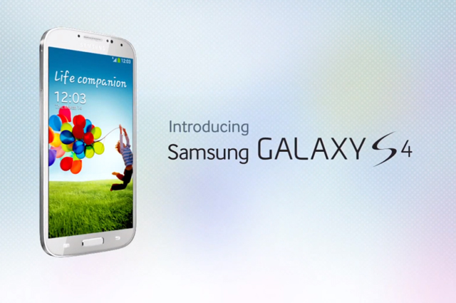 Official Samsung Galaxy S4 Introduction Video