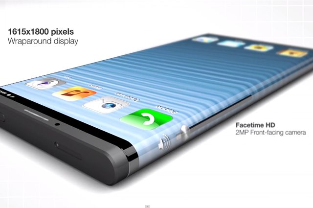 Could the iPhone 6 Come With A Wraparound Display?