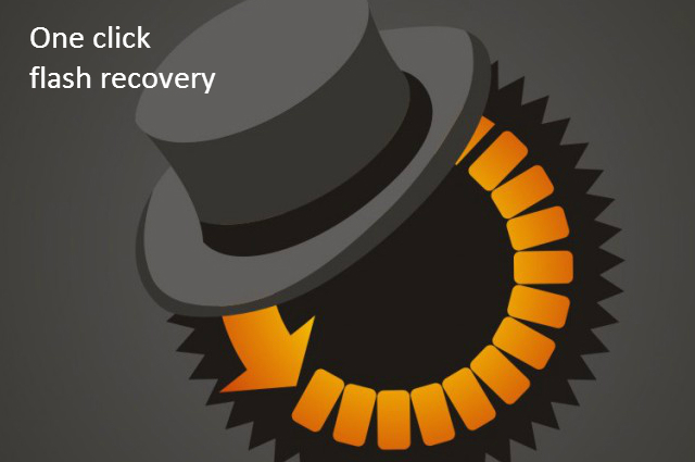 How To Flash Custom Recovery Your Android Without A Data Cable
