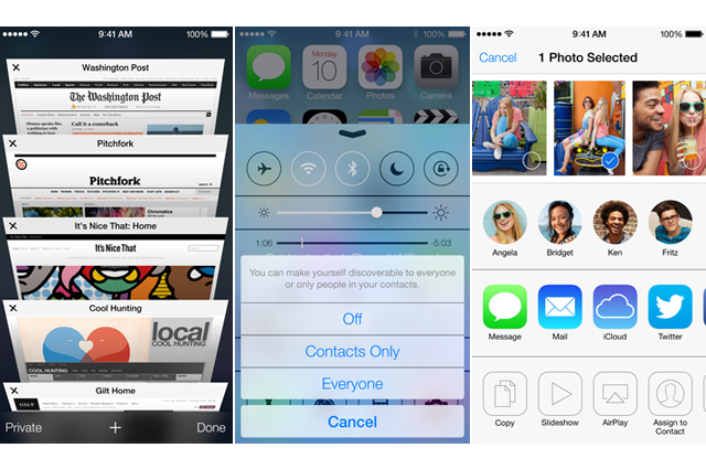 Everything You Need To Know About iOS 7