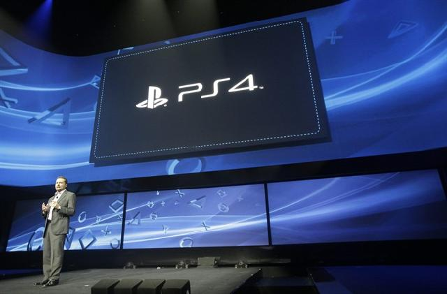 Sony PlayStation 4 Technical Specifications
