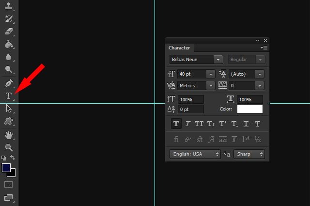 How To Create 3D Text With Photoshop CS6