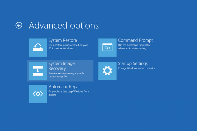 How To Create A Windows Backup And How To Restore On Windows 8 And Windows 7