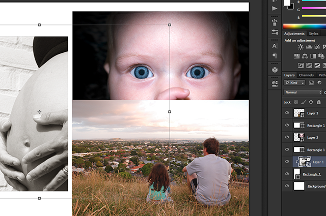 Creating a Web Storyboard in Photoshop