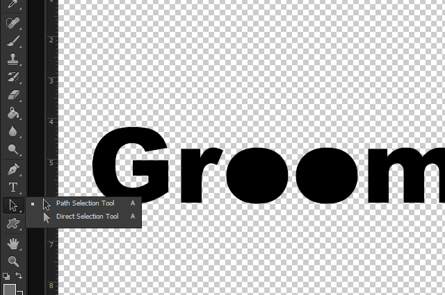 create text logos with shapes 3