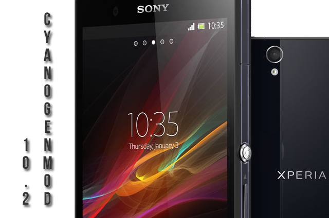 Install CyanogenMod 10.2 Based on Jelly Bean 4.3 on Sony Xperia Z