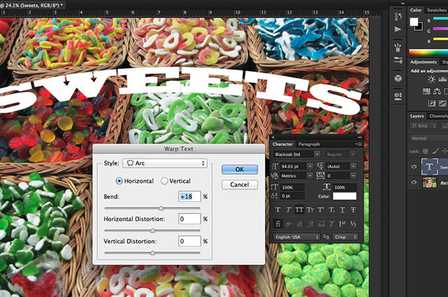 layer opacity vs fill in photoshop 2