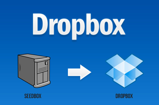Setting Up Dropbox to Work With Seedbox