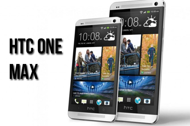 HTC One Max Unveiled