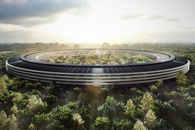 Apple Campus 2 Given a Go-Ahead in Cupertino