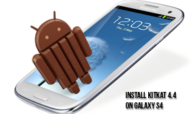 Update Galaxy S4 Google Edition to Android 4.4 KitKat Official Firmware