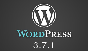 WordPress 3.7.1 – What You Need to Know