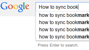 How to Sync Chrome Across all Devices