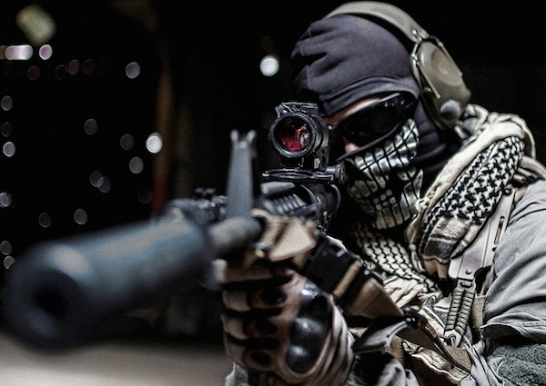 03. Call of Duty Ghosts Wallpapers