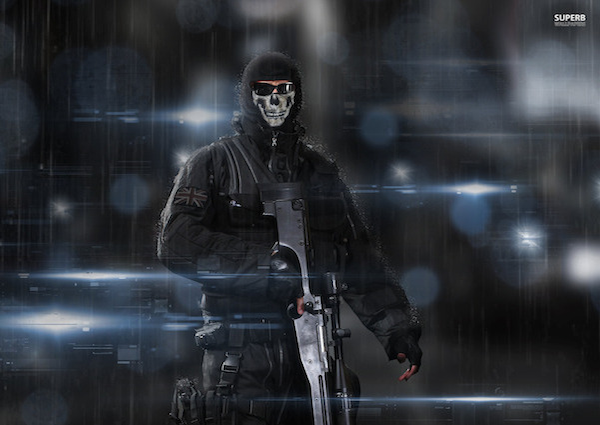 06. Call of Duty Ghosts Wallpapers