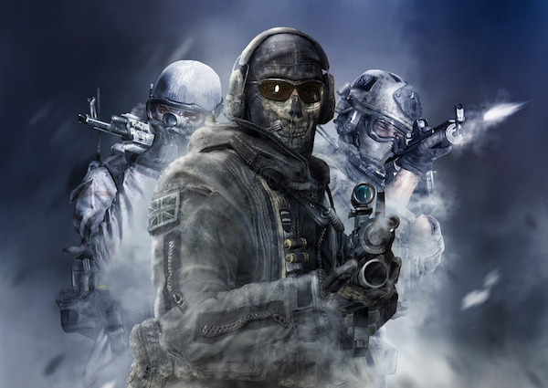 07 Call Of Duty Ghosts Wallpapers