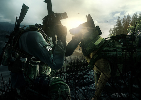 08. Call of Duty Ghosts Wallpapers
