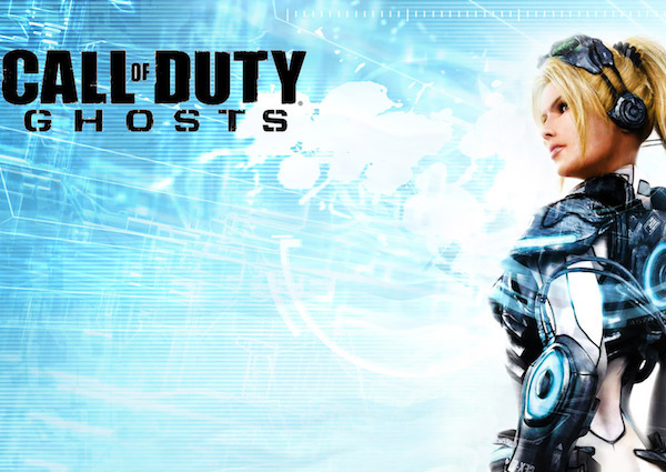 15. Call of Duty Ghosts Wallpapers