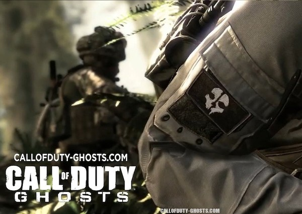 19. Call of Duty Ghosts Wallpapers