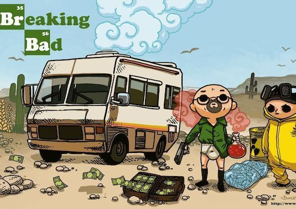25 Breaking Bad Wallpapers 13