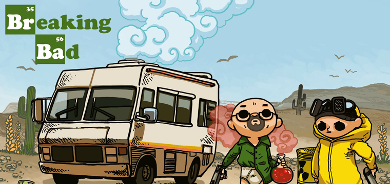 25 Breaking Bad Wallpapers