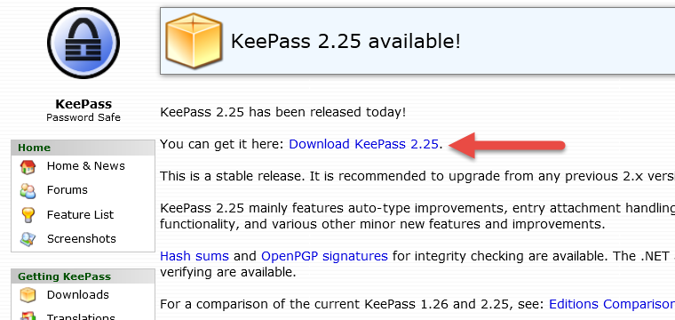 How to Generate and save Strong Passwords Using KeePass