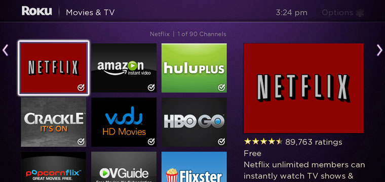 Difference between Roku and Apple TV