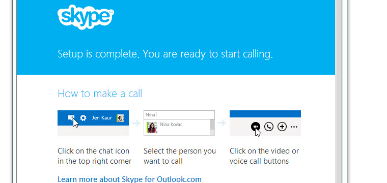 how to add skype to your browser 7