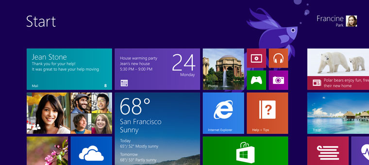 Customize the Look and Feel of Windows 8.1