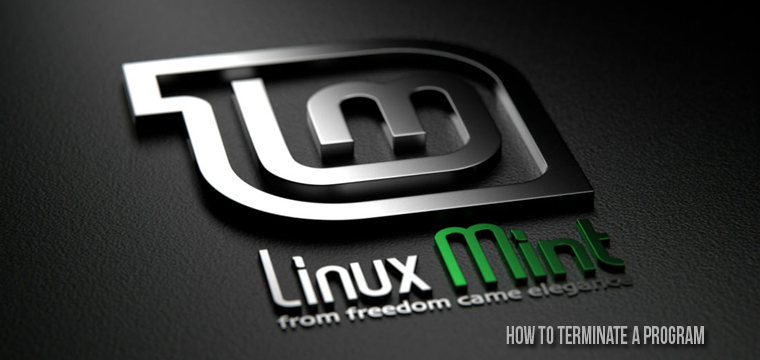 How to Terminate Unresponsive Programs in Linux Mint