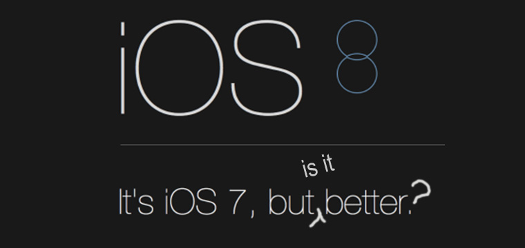 Breaking down iOS 8: What's New?