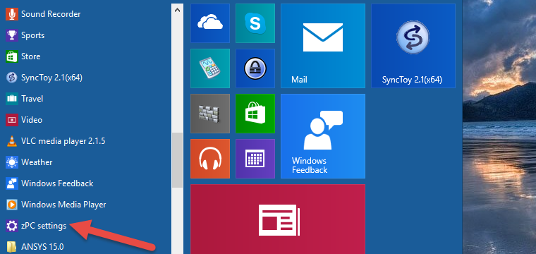 How to Control App Notifications in Windows 10 Technical Preview