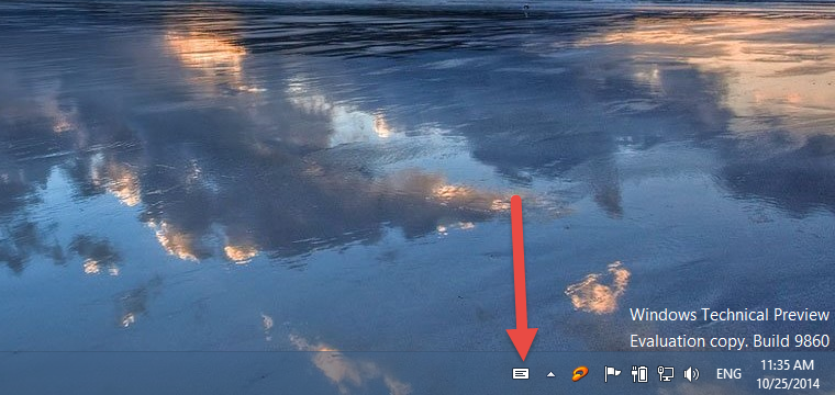New Features in Windows 10 Technical Preview