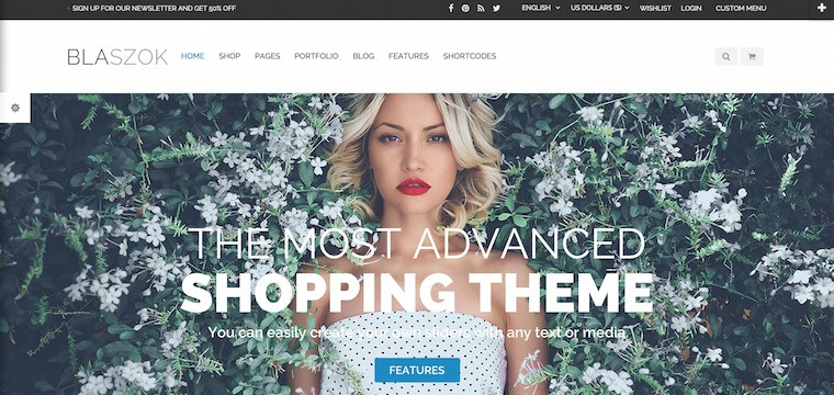 25 Best Selling Premium E-commerce WordPress Themes