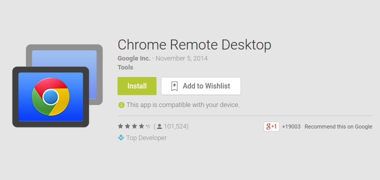 Access Your Desktop from an Android Phone Using Chrome Remote Desktop