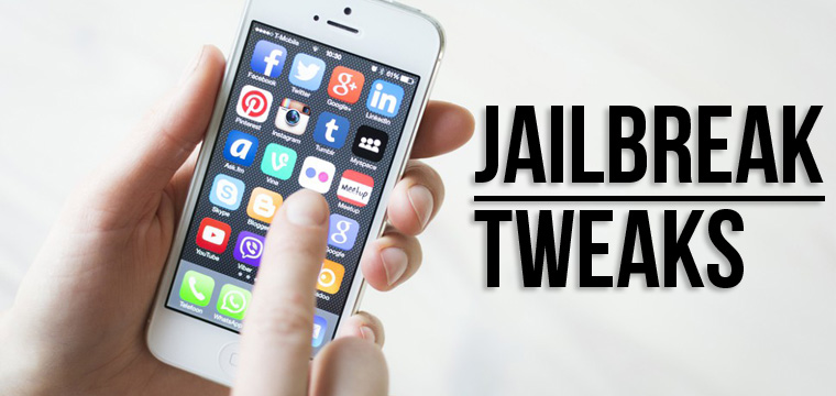 Tweaks after Jailbreak