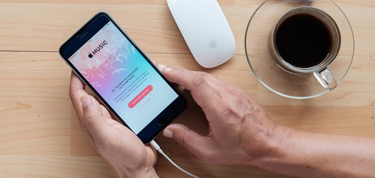 Apple Music Hits 10 Million Downloads