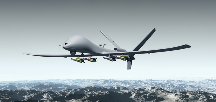 Drone – Toys in the West, Weapons in the Middle-East
