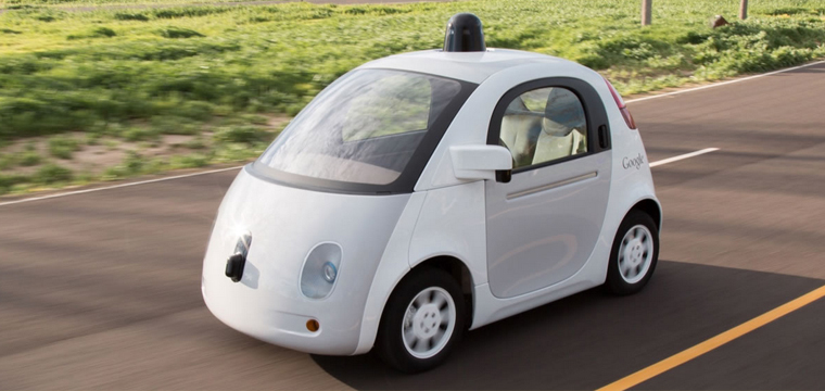 Self Driving Car from Google