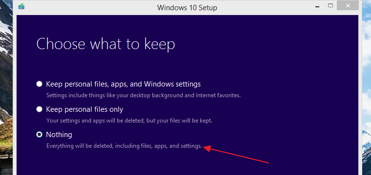 How to Install a Clean Copy of Windows 10